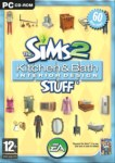 The Sims 2: Kitchen & Bath Interior Design (PC CD-ROM)