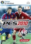 PES 2010 - Pro Evolution Soccer 2010 (PC DVD)