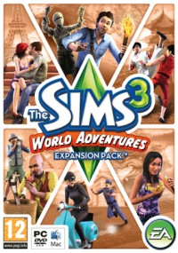 The Sims 3: World Adventures (PC DVD)